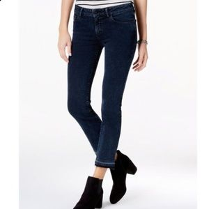 DL1961 Mara Instasculpt Straight Ankle Back Button
